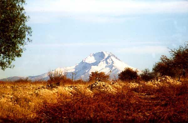 Mount Erciyes, Central Anatolia, Turkey