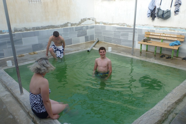 Mount Ararat hot springs photo